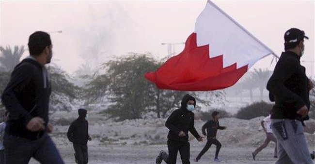 Imprisoned activist's daughter freed in Bahrain