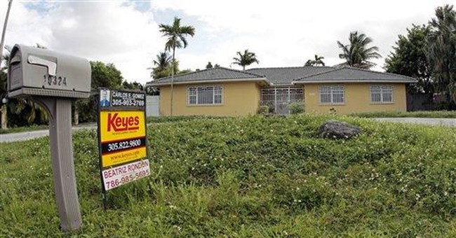 Home purchases up, but earlier sales look weaker