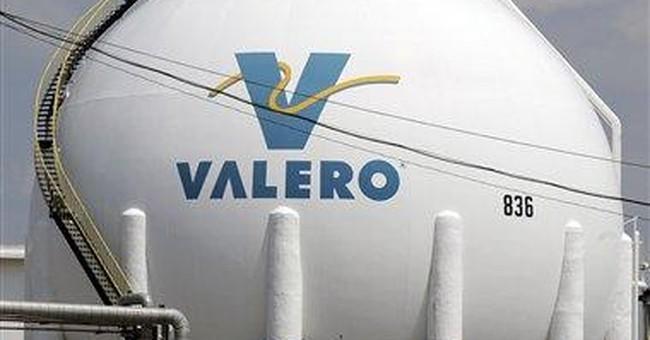 APNewsBreak: Texas rejects Valero tax break bid