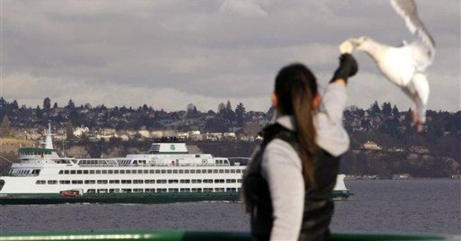Obesity rise prompts Wash. ferry capacity change