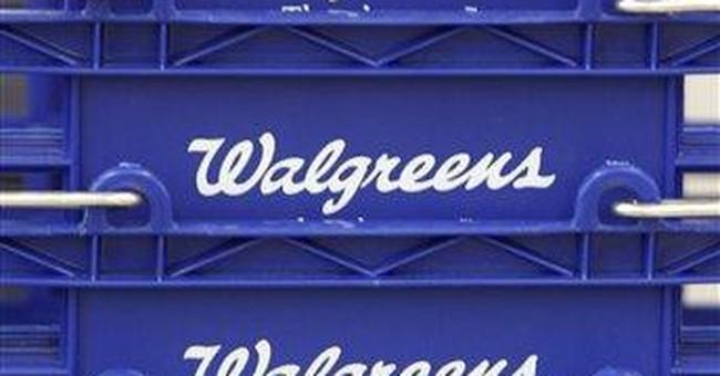 Walgreen 1Q profit drops on Express Scripts fight