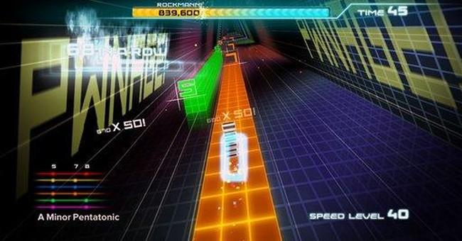 Review: 'Rocksmith' rocks out with real guitars