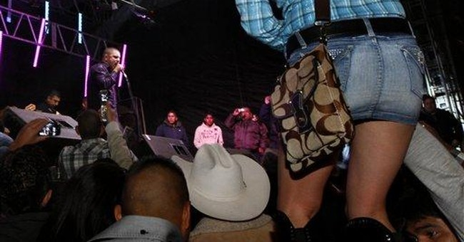 Sinaloa cartel OK's Mexico's newest drug ballads