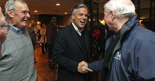 Huntsman campaign blasts Romney for NH jobs record