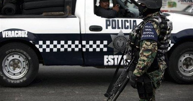 Mexico port city police infiltrated by Zetas gang