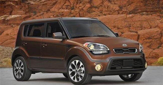 Soul is top-selling Kia car