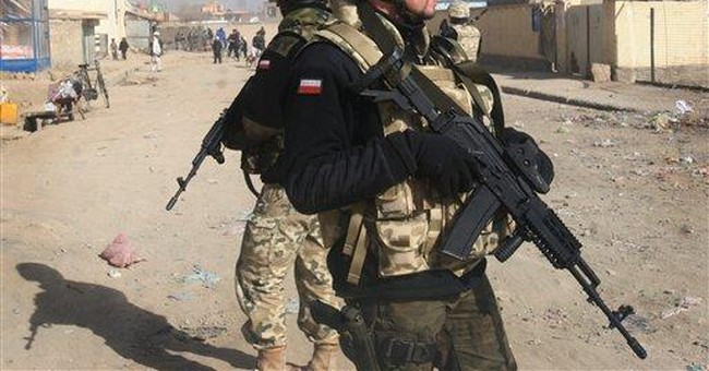 5 Polish troops killed by bomb in east Afghanistan