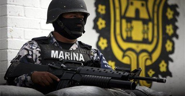 Mexico disbands entire police force in top port