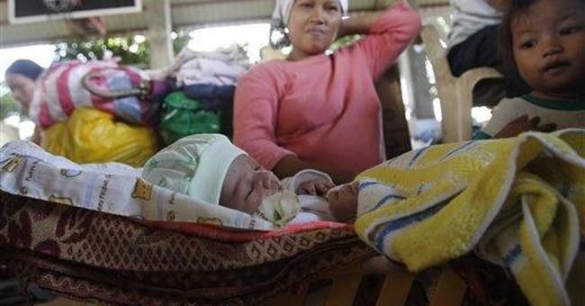 UN: Philippine flood destruction like tsunami