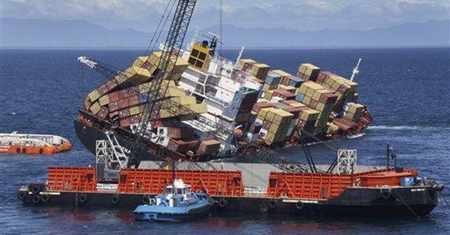 AP Exclusive: Problems found before NZ ship crash