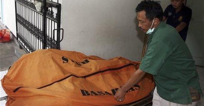 Bodies of asylum seekers found off Bali island