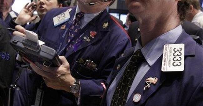Stocks close higher on better job market news