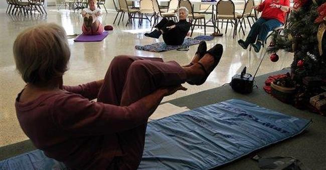 Florida yoga teacher named 'world's oldest'