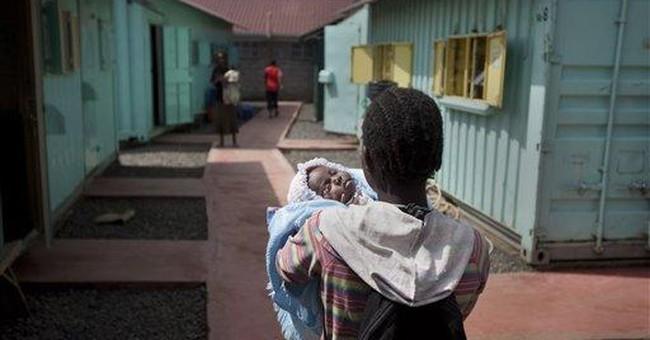 Kenya HIV families torn between health or food