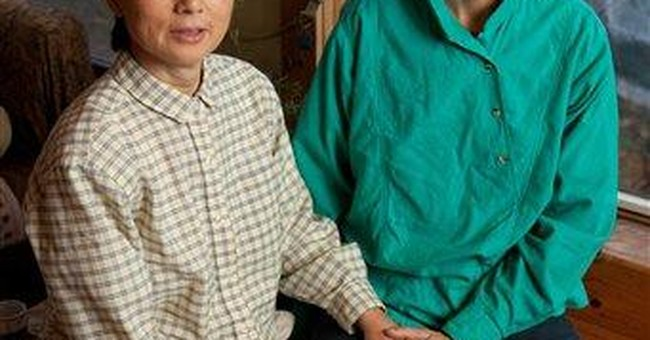 Deportation could split up lesbian Vt. couple