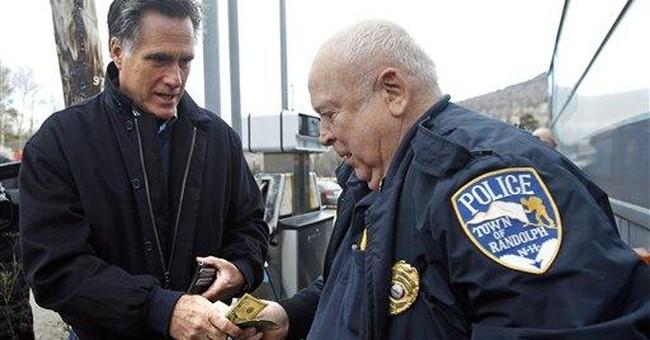 Romney welcomes Bush 41's unofficial endorsement