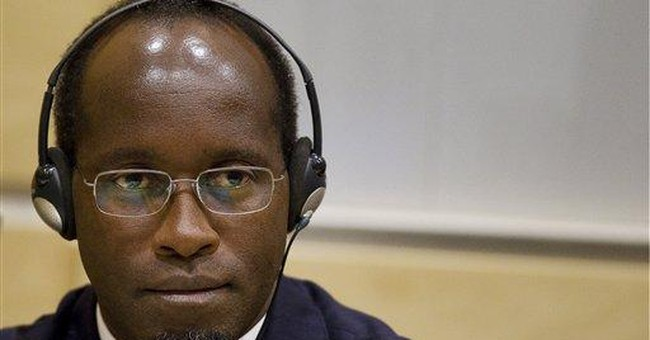 Rwandan rebel freed after intn'l charges dropped