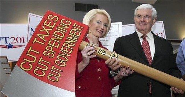 Callista Gingrich steps up presence on the trail