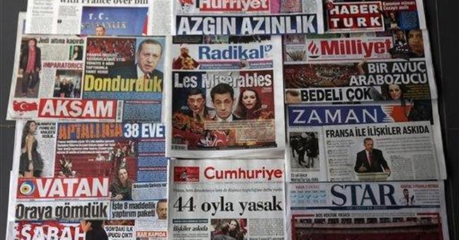 Turkey slams France over genocide debate
