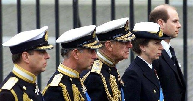 Palace says Prince Philip given heart stent