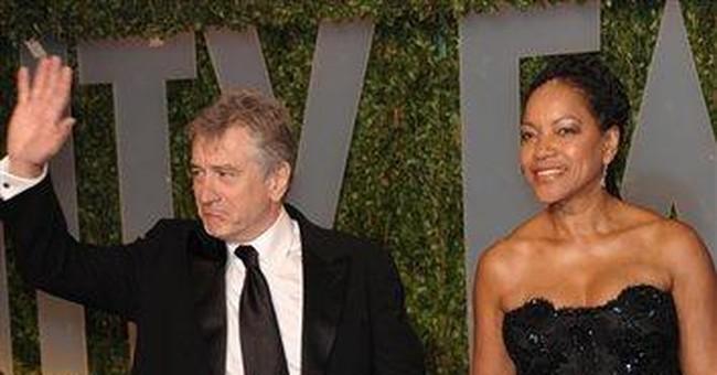 Robert De Niro, wife welcome baby girl