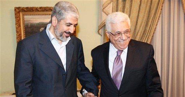 Hamas leader to AP: New focus on popular protests