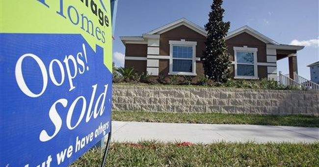New-home sales up in Nov. but 2011 figures dismal