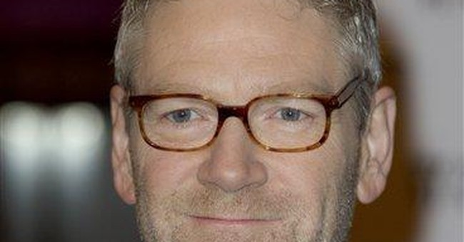 'Marilyn' actor Branagh parallels his character
