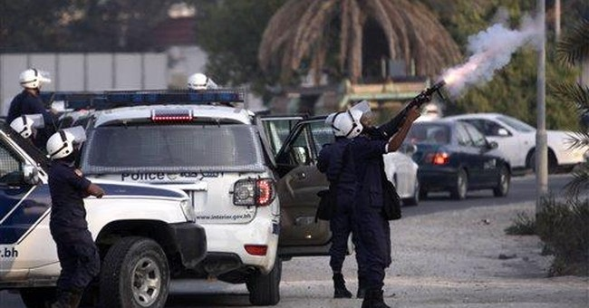 Bahrain police attack Shiite opposition offices
