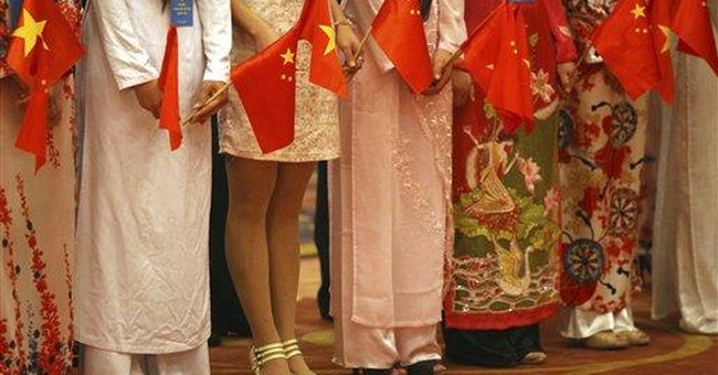 Too many stars: Vietnam in flag gaffe with China