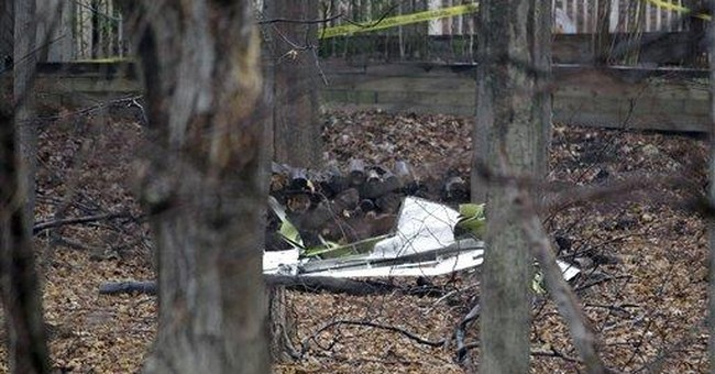 NJ pilot apparently tried to declare emergency
