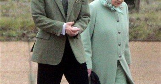 Royal grandkids visit Prince Philip in hospital