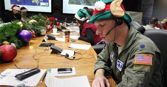 NORAD Santa trackers have record holiday