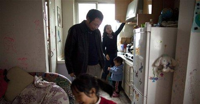 In China, a daring few challenge one-child limit