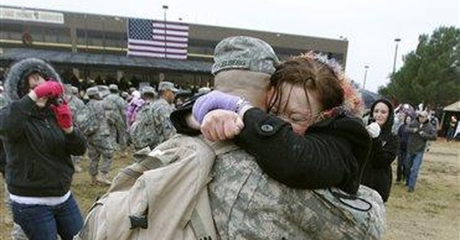 Last combat troops out of Iraq back at Fort Hood