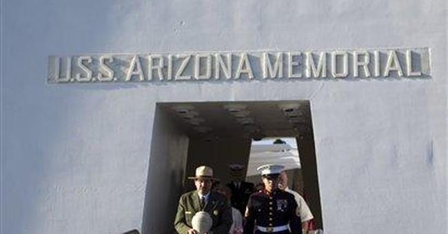 Pearl Harbor survivor ashes interred at battleship