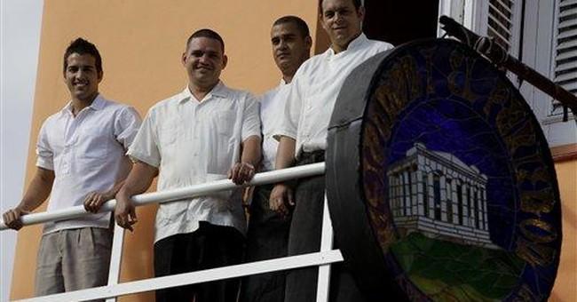Cuba wraps up dramatic year of economic change