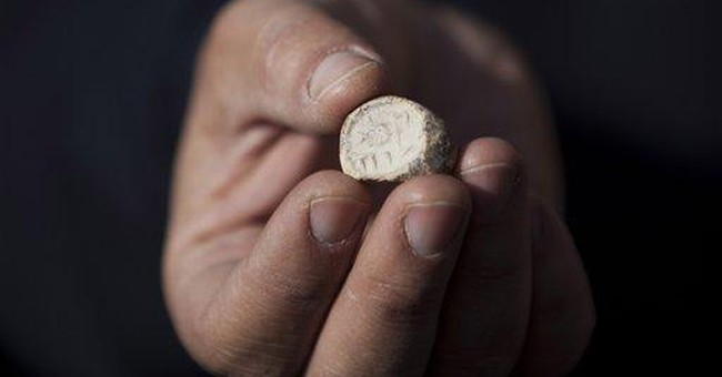 Ancient seal found in Jerusalem linked to ritual