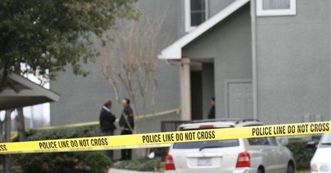 Police find 7 dead in Fort Worth-area apartment