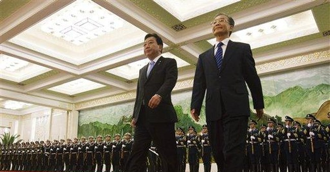 Japan's PM reaches out to China on North Korea