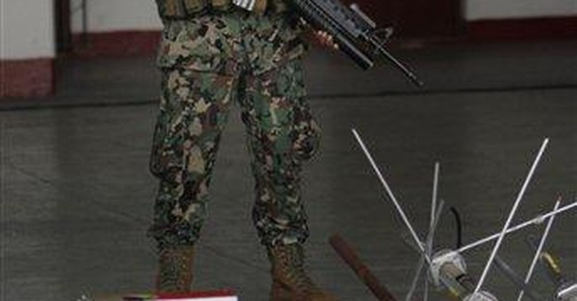 Mexico's cartels build own national radio system