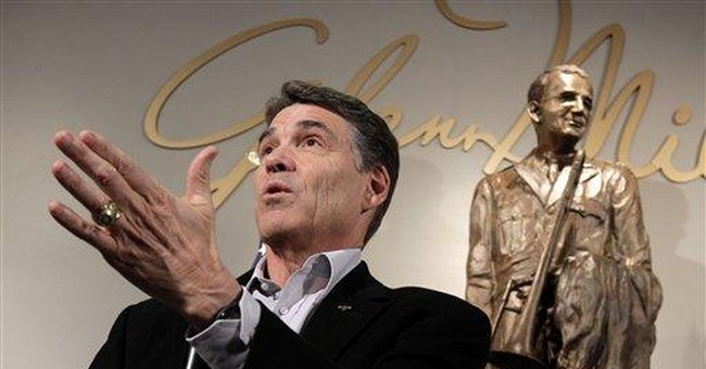 Perry shifts views on abortion, opposes exceptions