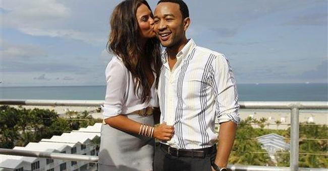 John Legend engaged to model Chrissy Teigen