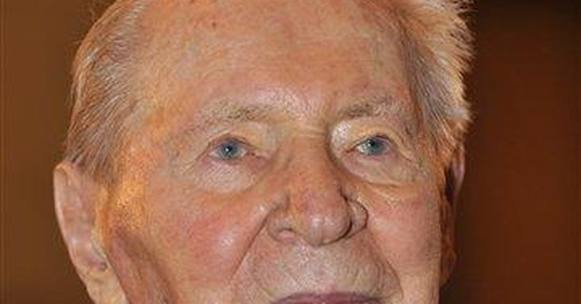 German industry mogul Werner Otto dies at 102