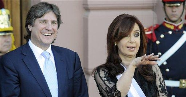Argentine President diagnose with thyroid cancer