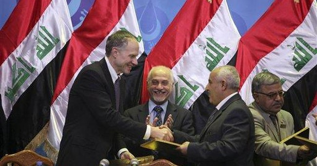 Exxon Mobil deal hikes tension in northern Iraq