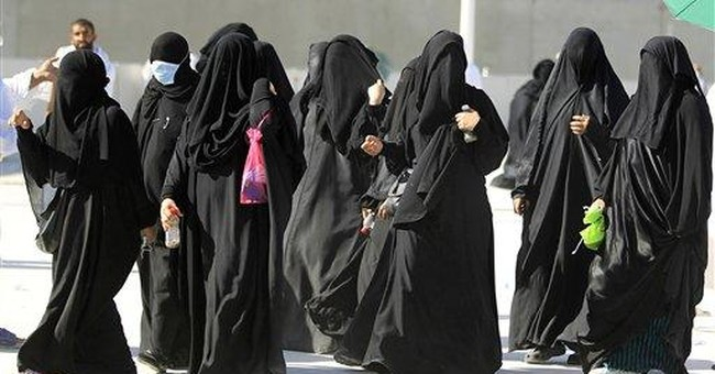 Saudi women to run, vote without male approval