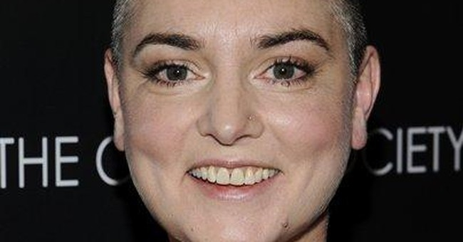 Website says Sinead O'Connor's marriage is over