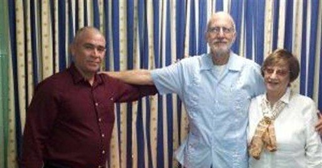 Cuban Jewish leaders meet with jailed American