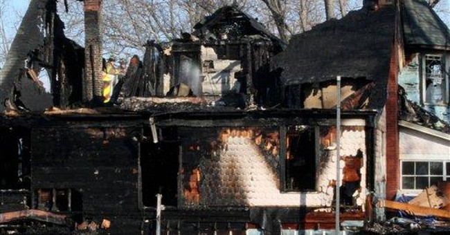 Fatal Conn. fire reminds homeowners of ash dangers